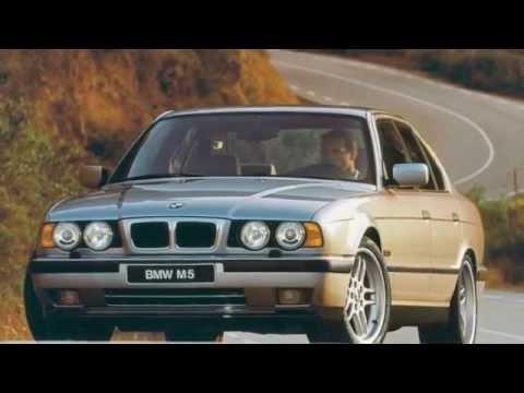 BMW M5 Year 1995 - YouTube