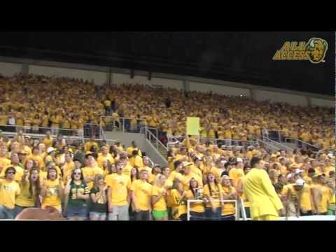 NDSU vs Robert Morris Highlights
