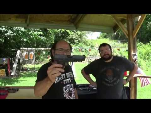 Glock 43X VS Remington RP9