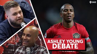 39HE39S A LEADER HE39S ST Howson39s Heated Ashley Young Debate  - There39s No Denying 1