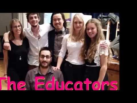 Auf Uns (Andreas Bourani) - Educators / Live@FAKS Teilzeit-Abschlussfeier 2015