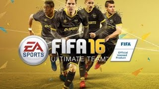 FIFA 16 Super Deluxe Edition Walk Through