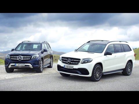 The new GLS – Trailer - Mercedes-Benz original