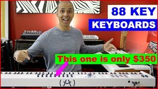 Arturia Keylab 88 ESSENTIAL vs MK2