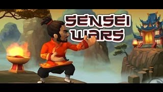 Sensei Wars Android & iOS GamePlay (HD)