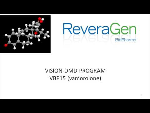 [Webinar] Vamorolone (VBP15) Clinical Trials in Duchenne - January 2017