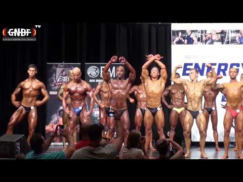 MEN IV (3rd GNBF IGC 2017) / NATURAL BODYBUILDING