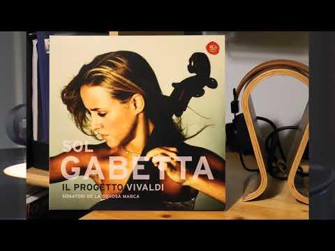 Il Progetto Vivaldi   Sol Gabetta   Violin Concerto A Minor, RV 356, Allegro Linn LP12, Krystal