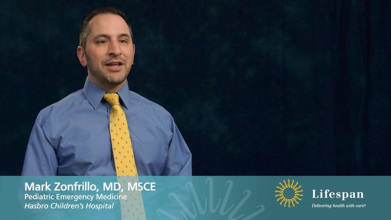 Mark R  Zonfrillo, MD, MSCE   Lifespan