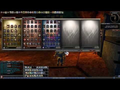 DDO First Life fighter 1300 Crit at level 10!!!