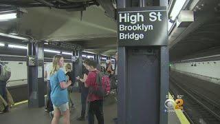 Brooklyn Woman Pepper-Sprayed On A Train