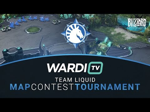 INnoVation vs Solar (TvZ) - $4k WardiTV TL Map Contest Tournament #2 Group D