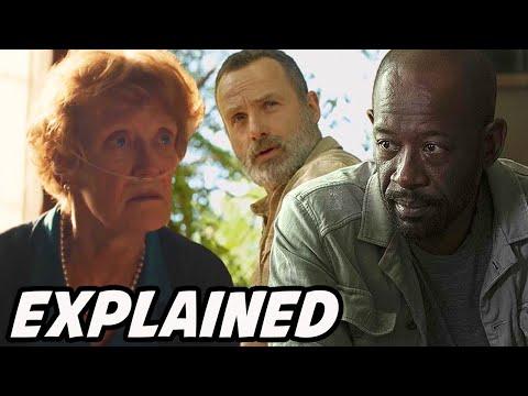 'Confirmed Fear The Walking Dead Crossover In Season 11? & Rick Returns' The Walking Dead Season 10