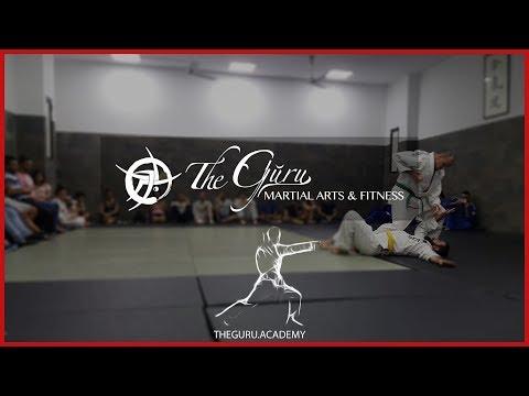The Guru Academy Lebanon - Japanese Jujitsu Blue Belt Exam [PART 2]