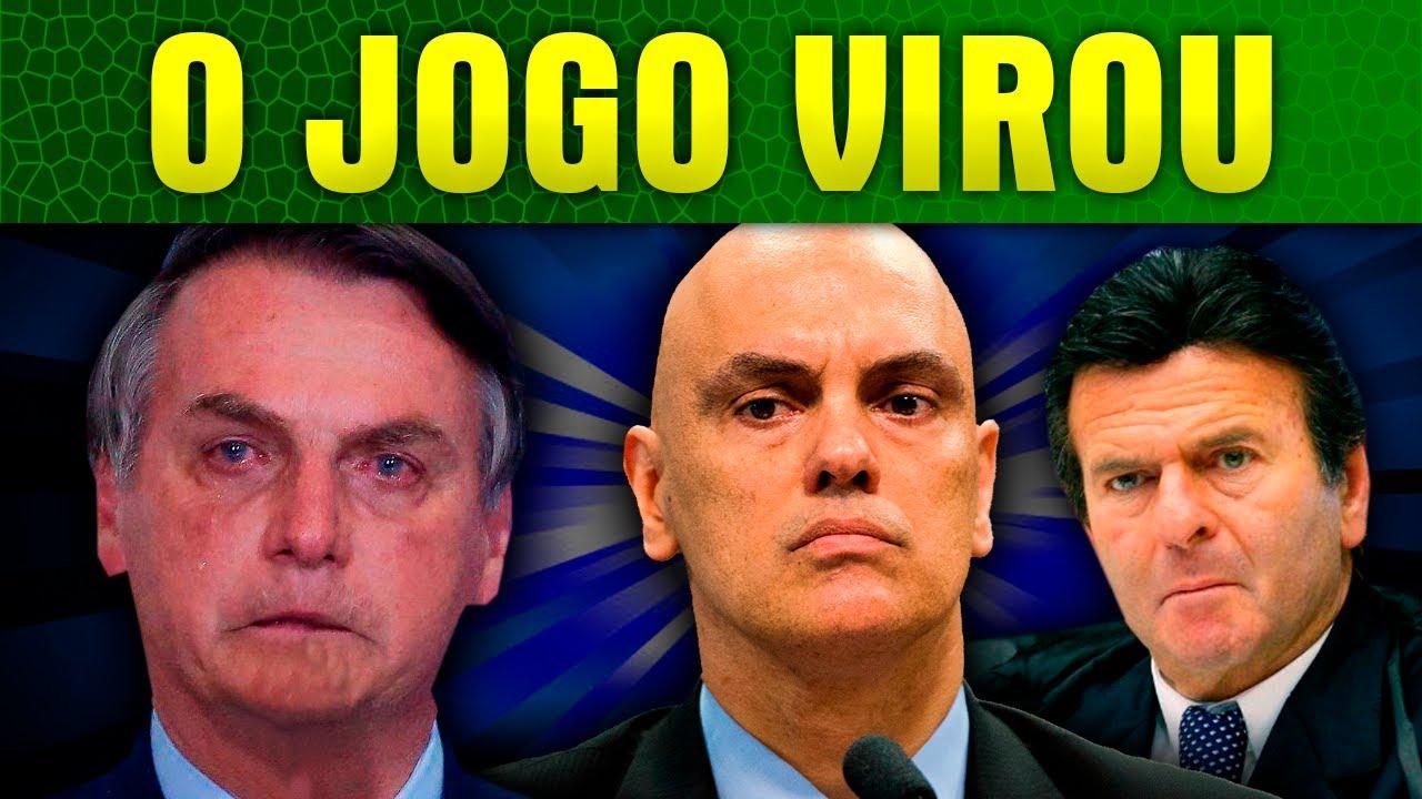 BRASÍLIA ESTREMECE!!! STF ABRE INVESTIGAÇÃ0!! B0LSONARO NA MIRA DA PF TAMBÉM!!