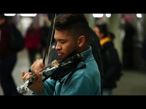 Venezuelan Violinist On New Life After Protests