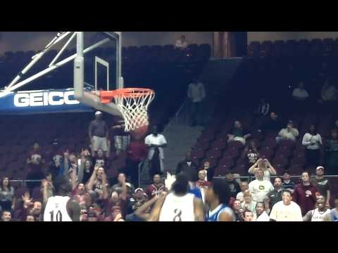2012 WAC Basketball Tournament: New Mexico State Wins!