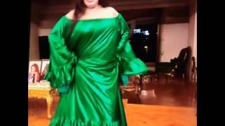فيديو| فيفي عبده تهنئ شيرين على أغنيتها بـ«رقصة» | بوابه اخبار اليوم الإلكترونية