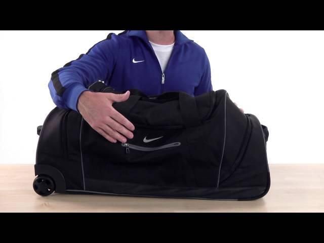 Nike Golf Elite Roller Duffel