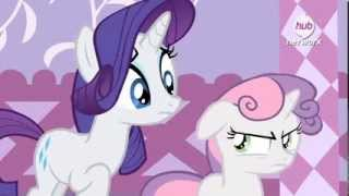 "My Little Pony Friendship is Magic: Season 4 Episode 19 ""For Whom the Sweetie Belle Toils"" Preview"