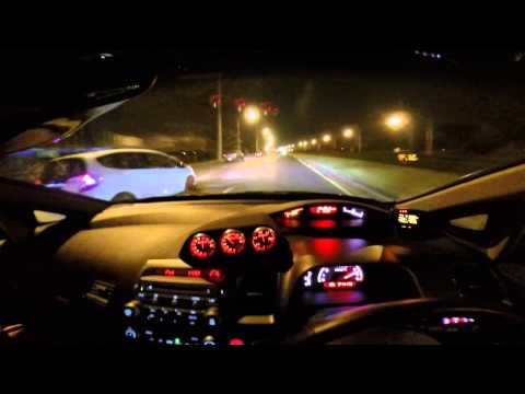Civic FD2R vs Jazz K20A Midnight Thailand
