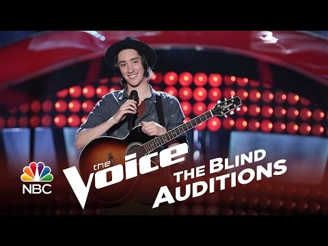 "The Voice 2014 - Taylor John Williams: ""Heartless"""