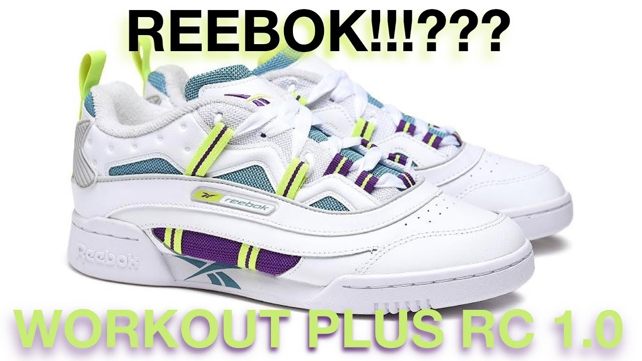 Reebok Workout Plus RC 1.0 | Unboxing & Review |