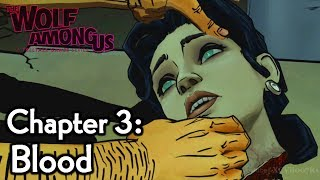 The Wolf Among Us Gameplay Walkthrough - Episode 2: Smoke and Mirrors ¦ Chapter 3: Blood [HD]