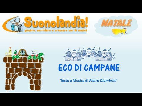 ECO DI CAMPANE - Canzoni di Natale per bambini di Pietro Diambrini