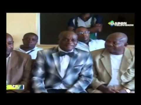 Oyem: don de matériels de bureau et de climatisation du ministre des transports
