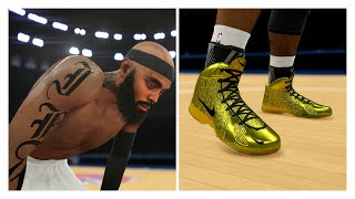 Nba 2k15 My Career Ps4 - My Signature Shoe Creation + Nike Commercial