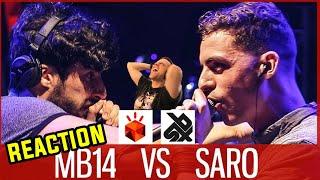 Baixar MB14 vs SARO | Grand Beatbox LOOPSTATION Battle 2017 | SEMI FINAL (Reaction and  Analysis)