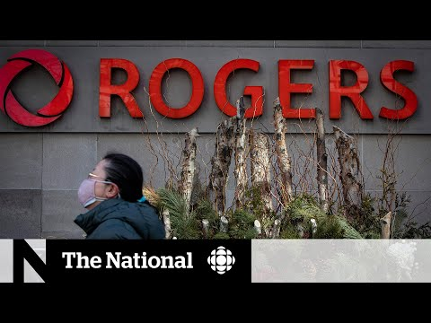 Rogers networks hit by widespread outages