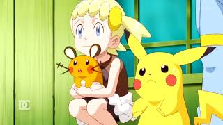 Pokemon : Ash meets serena for the first time Amv ll Anime Studios