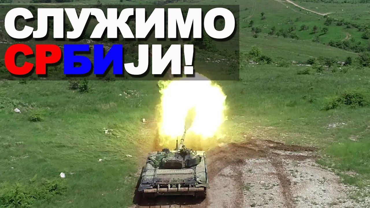 Vojska Srbije - Sigurna budućnost!
