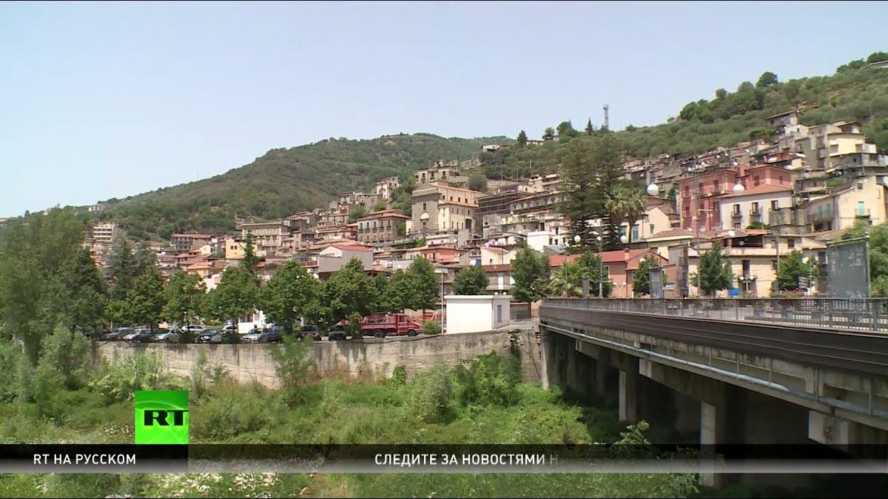 Миграционный кризис в Италии — RT побывал в сицилийских коммунах, принимающей беженцев
