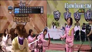 [Eng Sub] Idol Star Athletics Championships 2015 Ep 01[FULL]