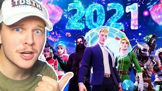 🔴ÉVÉNEMENT SPÉCIAL NOUVEL AN 2021 sur FORTNITE ! (boutique à 1H)