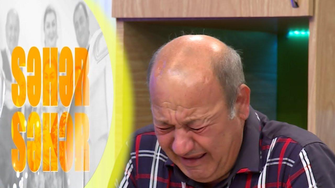 Eli Mireliyev honkur-honkur agladi - Seher-Seher - ARB TV