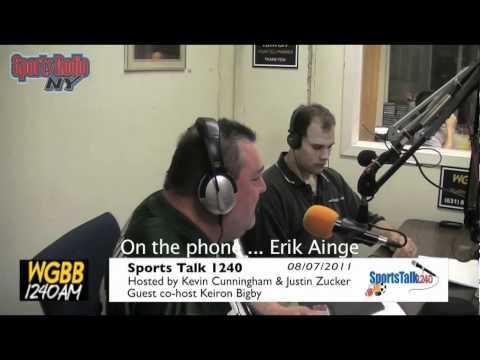 Erik Ainge Interview