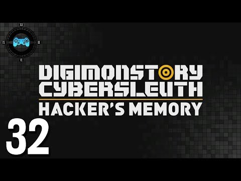 The Dark Episode - Digimon Story Cyber Sleuth: Hackers Memory #32 [Blind Let's Play, Playthrough]
