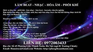 Làm Nhạc - Làm Beat - Hòa Âm - Phối Khí