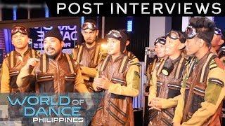 World Of Dance Philippines: 417 | Post-Interview