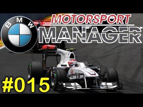 Motorsport Manager #015[HD] Rennen in Abu Dhabi