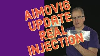 Aimovig Injection for Migraine - What You Need to Know