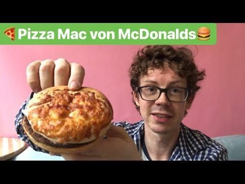Pizza Mac Von Mcdonalds Zum Probier Preis Von 199 Euro Im Test Wie