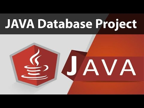 JAVA DATABASE TUTORIAL WITH SQLITE  Create School management System