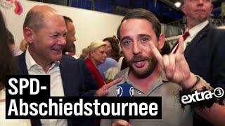 SPD auf Abschiedstournee