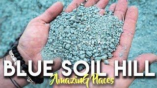 RAINBOW MOUNTAIN of the Philippines | Blue Soil Hills of Sagada vlog