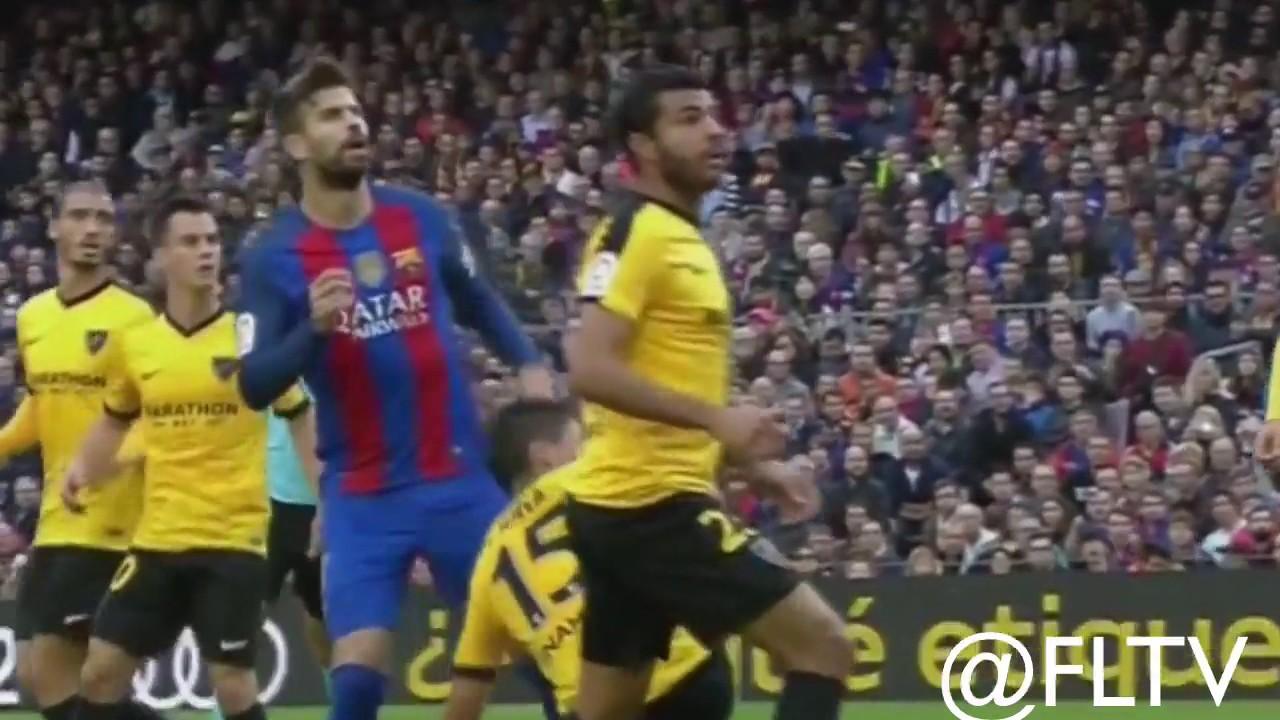 Download Barcelona vs Malaga 0-0 - Melhores Momentos La Liga 19/11/2016